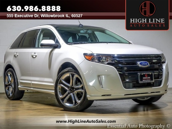 2013 Ford Edge in Willowbrook, IL