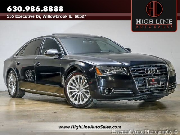 2013 Audi A8 in Willowbrook, IL
