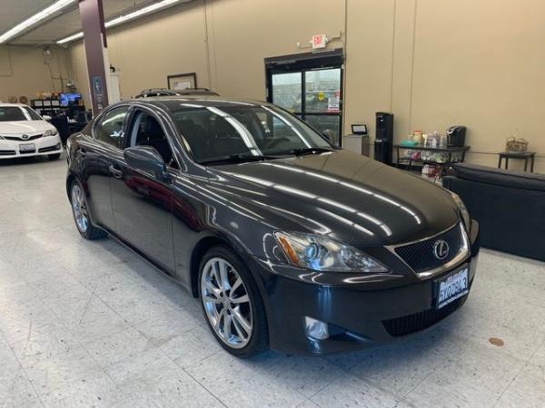 2008 Lexus IS 350 Base
