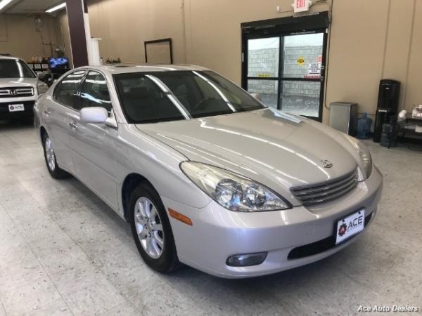 2003 Lexus ES 4dr Sedan