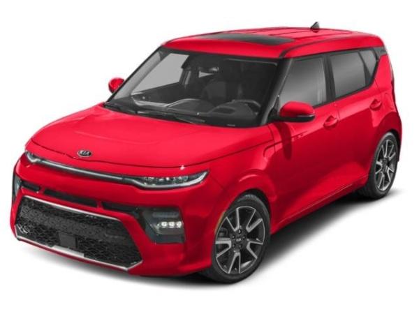 2020 Kia Soul GT-Line