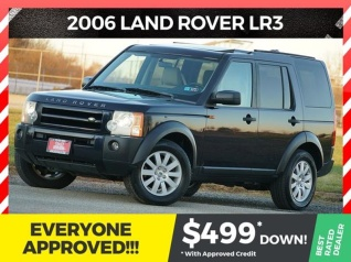 2006 Land Rover Lr3 Se For In Philadelphia Pa