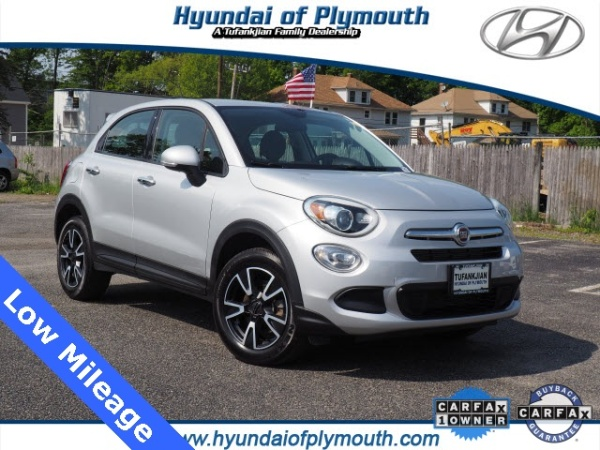 2017 FIAT 500X in Plymouth, MA