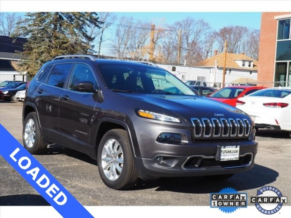 2017 Jeep Cherokee in Plymouth, MA