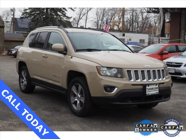 2017 Jeep Compass in Plymouth, MA