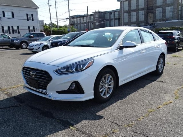 2019 Hyundai Sonata in Fall River, MA