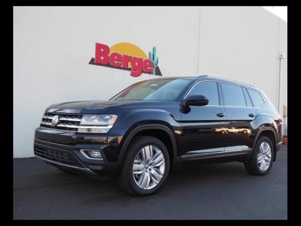 2018 Volkswagen Atlas V6 SEL Premium