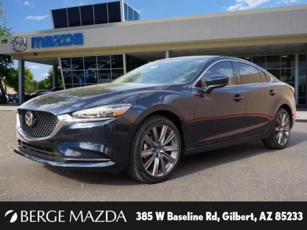2020 Mazda Mazda6 in Gilbert, AZ
