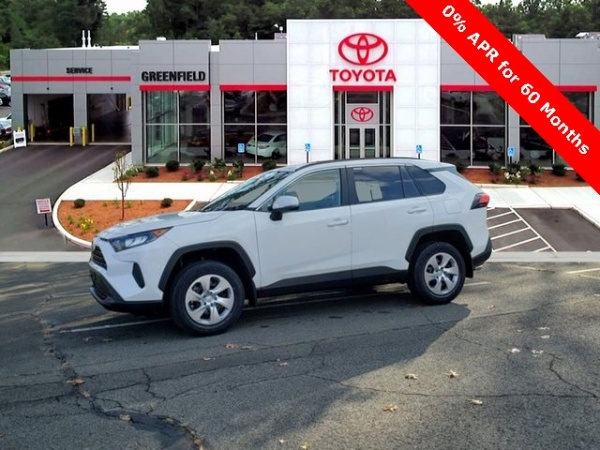 2020 Toyota RAV4 in Greenfield, MA