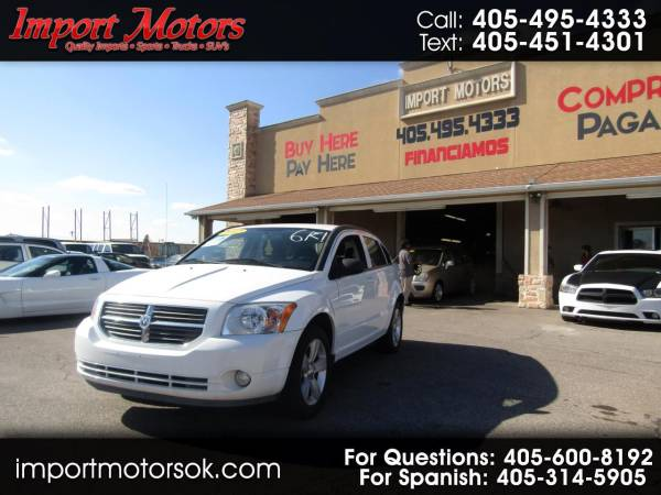 2012 Dodge Caliber in Bethany, OK