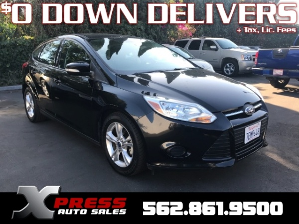2014 Ford Focus in Downey, CA