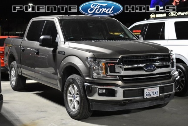 2018 Ford F-150 in City of Industry, CA