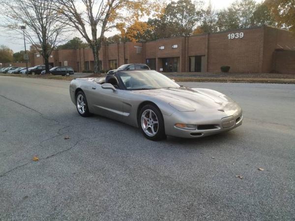 2001 Chevrolet Corvette in Stone Mountain, GA