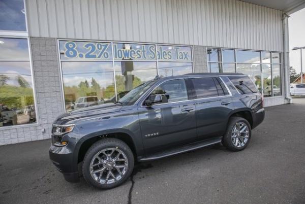 2020 Chevrolet Tahoe in McKenna, WA