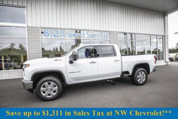 2020 Chevrolet Silverado 2500HD in McKenna, WA