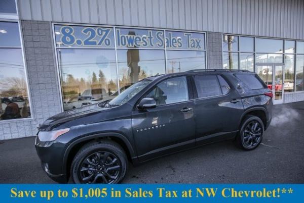 2020 Chevrolet Traverse in McKenna, WA
