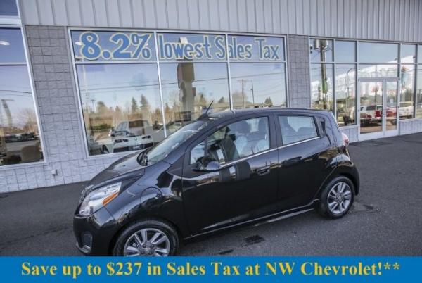2016 Chevrolet Spark in McKenna, WA