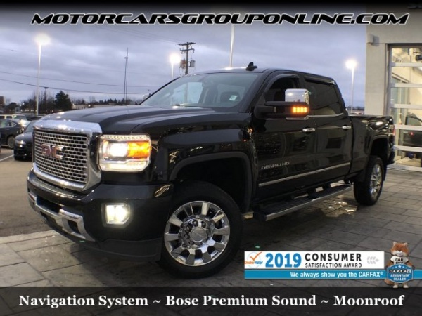 2016 GMC Sierra 2500HD in Lansing, MI