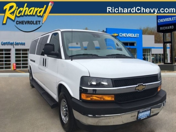 2019 Chevrolet Express Passenger in Cheshire, CT