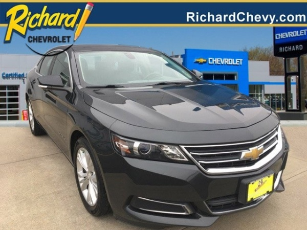 2015 Chevrolet Impala in Cheshire, CT