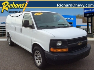 Used Chevrolet Express Cargo Van For Sale Search 1 078 Used