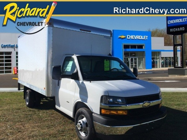 2019 Chevrolet Express Commercial Cutaway in Cheshire, CT