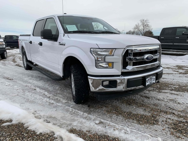 2017 Ford F-150 in Brighton, CO