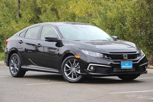 2019 Honda Civic in Livermore, CA