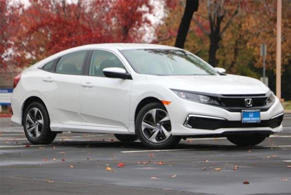 2020 Honda Civic in Livermore, CA