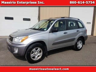 Used 2002 Toyota RAV4 FWD Automatic For Sale In Middletown, CT