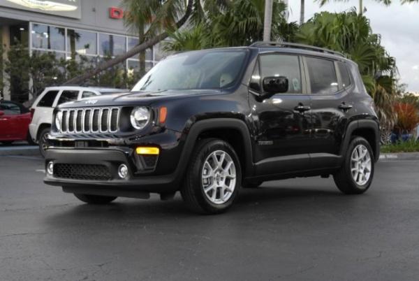 2020 Jeep Renegade in Plantation, FL