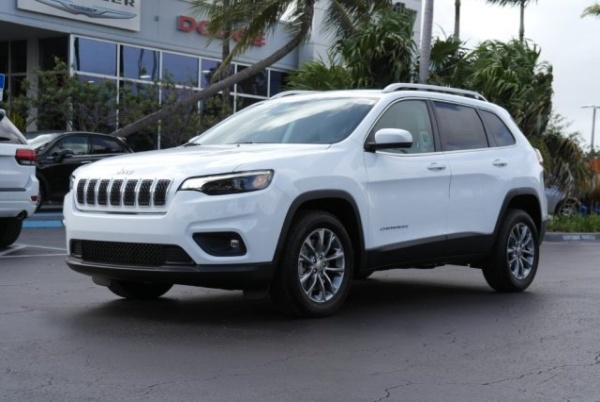2020 Jeep Cherokee in Plantation, FL