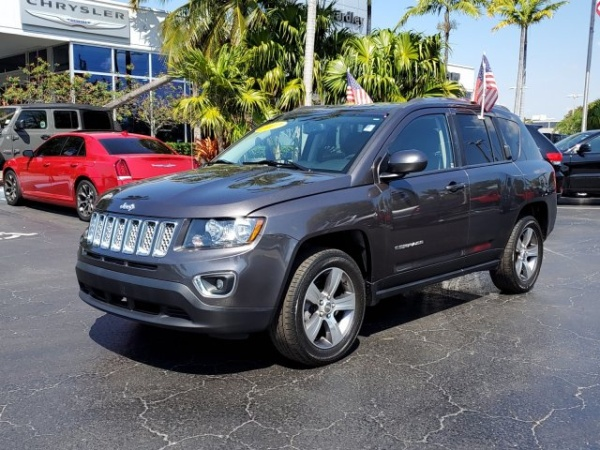 2017 Jeep Compass in Plantation, FL