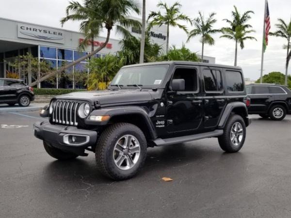 2019 Jeep Wrangler in Plantation, FL