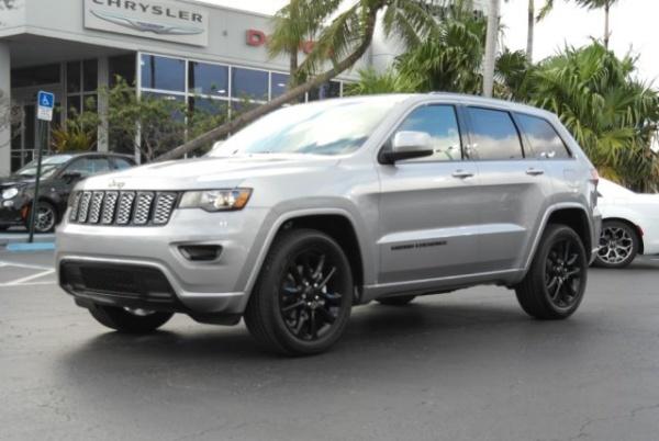2020 Jeep Grand Cherokee in Plantation, FL