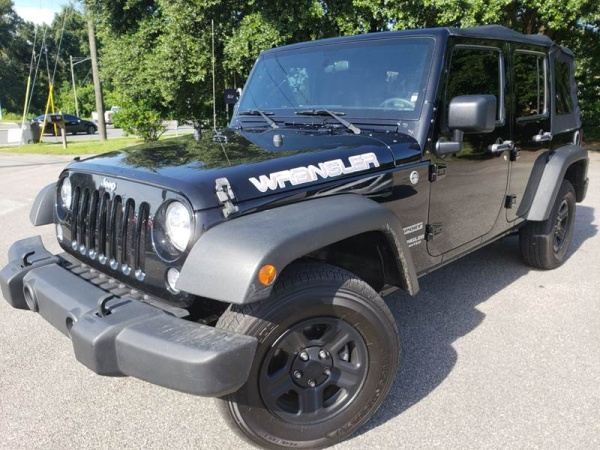 2015 Jeep Wrangler in Tallahassee, FL