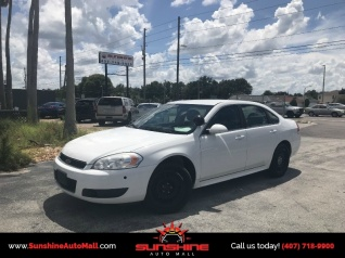 Used Chevy Impala For Sale >> Used Chevrolet Impala For Sale In Apopka Fl 196 Used