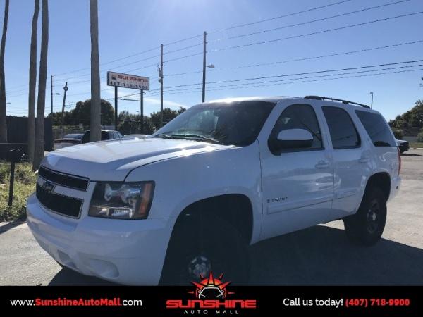 2007 Chevrolet Tahoe Ls 4wd For Sale In Orlando Fl Truecar