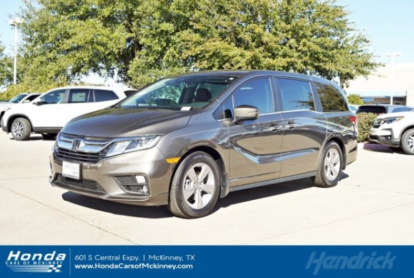2020 Honda Odyssey in McKinney, TX