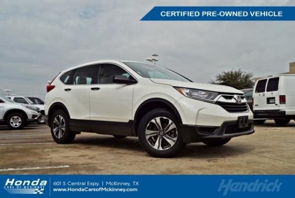 2017 Honda CR-V in McKinney, TX