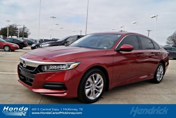 2019 Honda Accord in McKinney, TX
