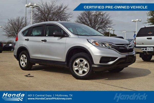 2016 Honda CR-V in McKinney, TX