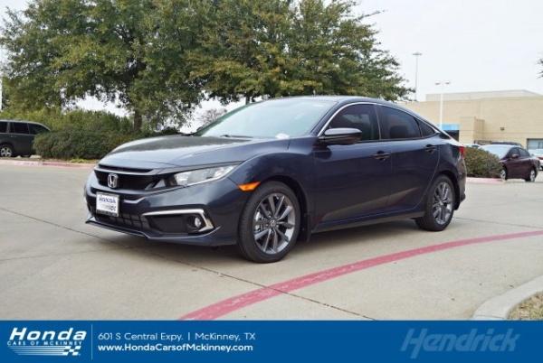 2020 Honda Civic in McKinney, TX