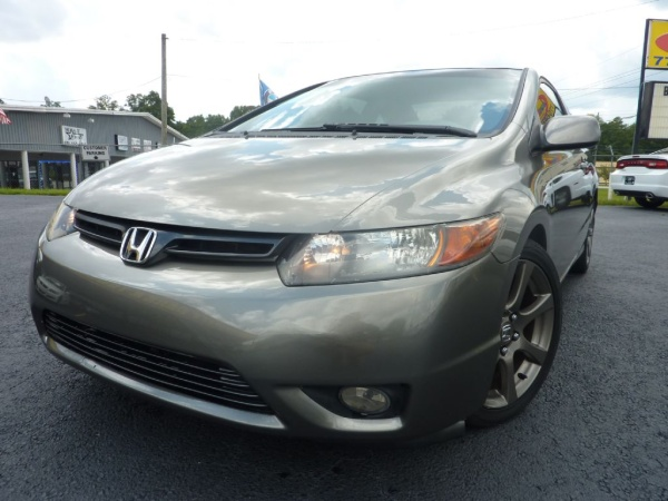 2007 Honda Civic Coupe 2dr AT EX $4,995 Austell, GA