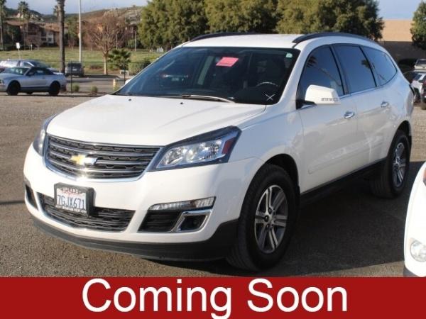 2015 Chevrolet Traverse in Moreno Valley, CA
