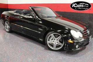 Used Mercedes Benz Clk Clk 63 Amgs For Sale Truecar