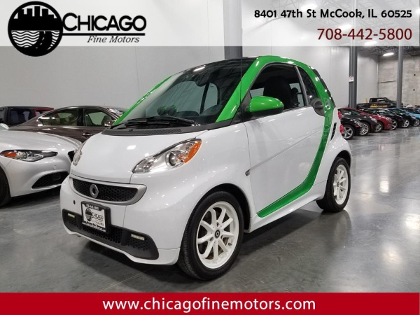 2013 smart fortwo electric drive coupe for sale in mccook il truecar. Black Bedroom Furniture Sets. Home Design Ideas