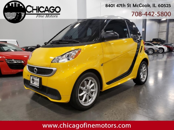 2016 smart fortwo in McCook, IL
