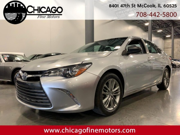 2015 Toyota Camry in McCook, IL