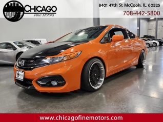 Used Honda Civic Si >> Used Honda Civics For Sale Truecar